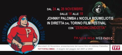 Torino Film Festival 2008 - TUTTOPALOMBA