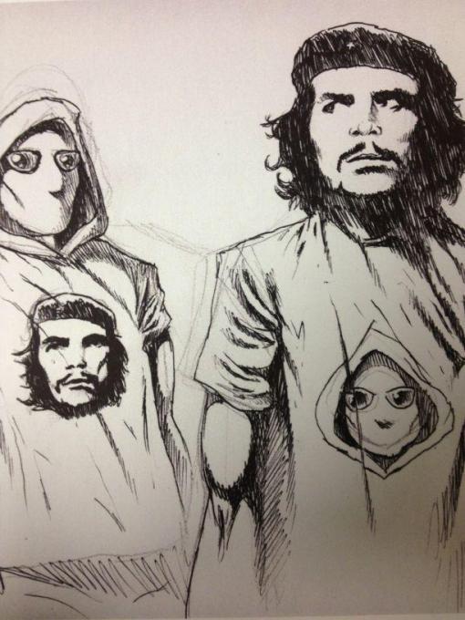 Anonima disegni